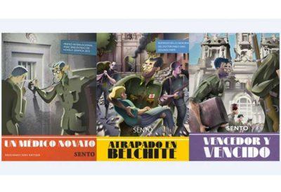 La Batalla de Belchite tambien llega al comic