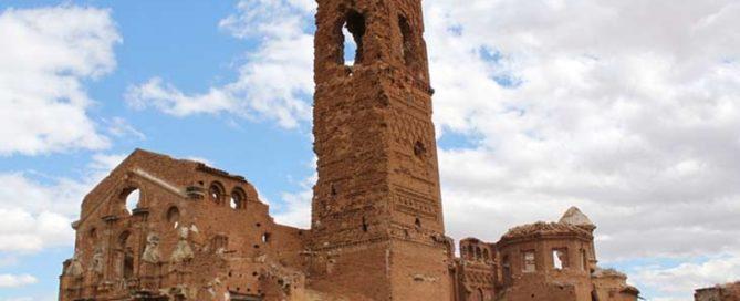 San Martin de Tours el guardian de Belchite desde la Edad Media