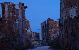 Un recorrido por el Belchite mas misterioso y legendario
