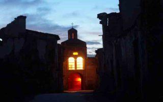 Una Noche de Difuntos legendaria en el Pueblo Viejo