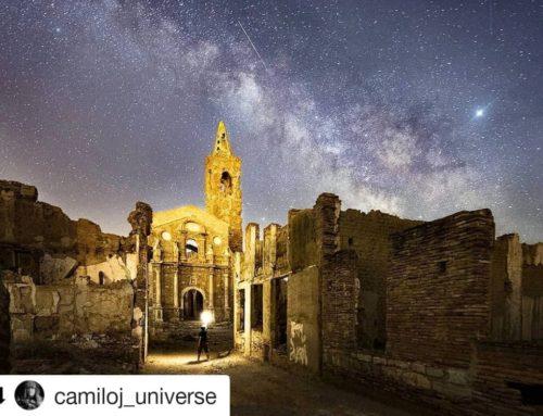 @BelchiteTurismo supera los 1.000 seguidores en tres meses con sus imágenes del Pueblo Viejo