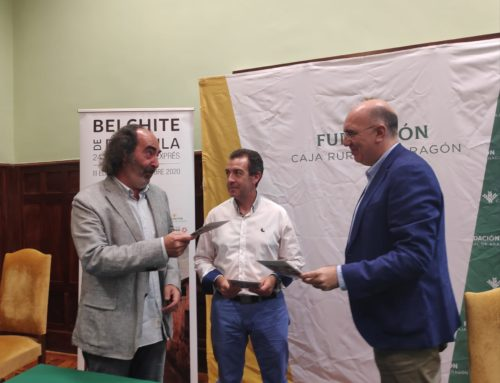 La III Edición de 'Belchite de película / 24 horas de cine exprés' tendrá lugar los días 2 y 3 de octubre con más premios para los participantes