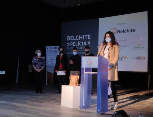 El cortometraje 'San Martín', dirigido por Cristina Díaz Busto, vencedor de la III edición de 'Belchite de película'