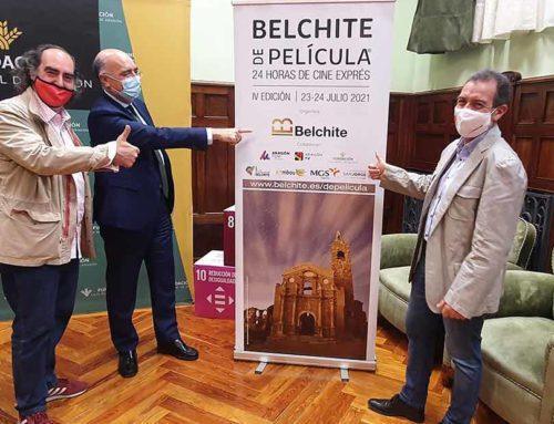 Belchite apuesta por el sector audiovisual con el IV 'Belchite de película / 24 horas de cine exprés', que tendrá lugar los días 23 y 24 de julio